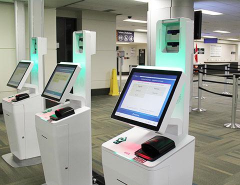 kiosk scanner